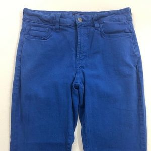 Not Your Daughters Jeans 8P NYDJ Straight Pants